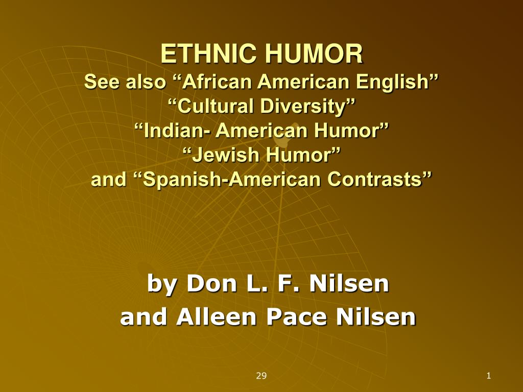 by don l f nilsen and alleen pace nilsen l.