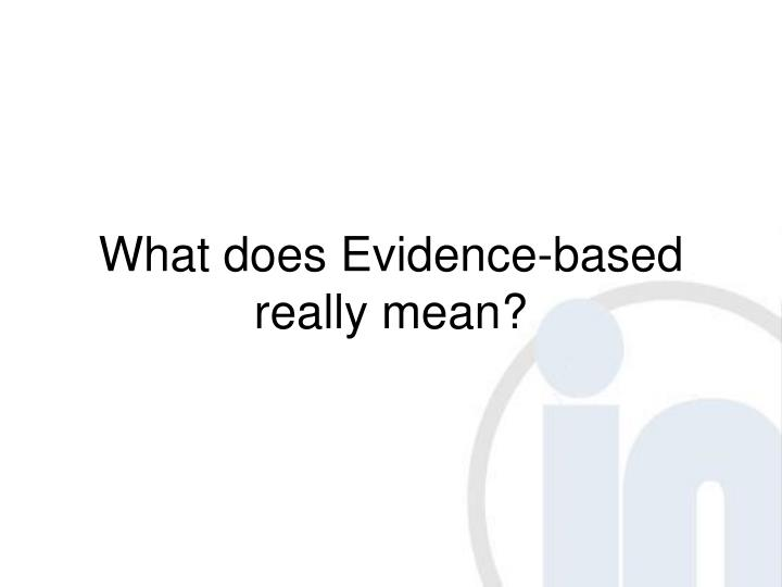 Ppt Integration Of Evidence Based Order Sets Into