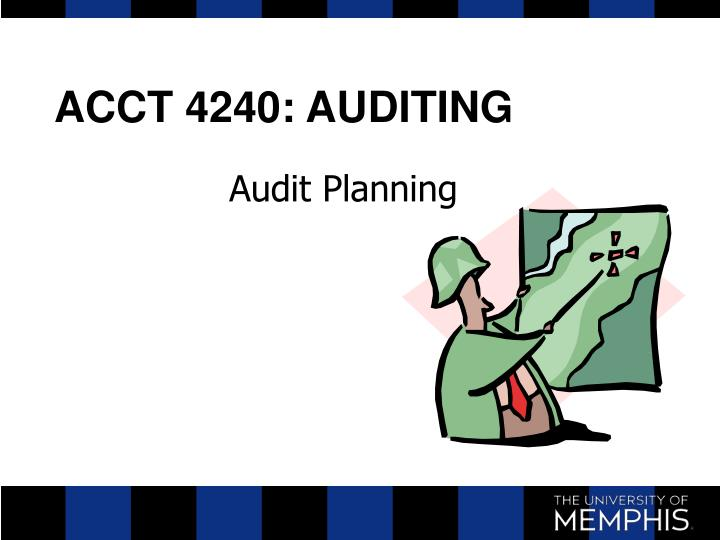 acct 4240 auditing n.