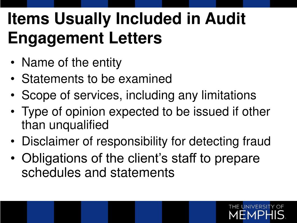 PPT - ACCT 4240: AUDITING PowerPoint Presentation - ID:312308