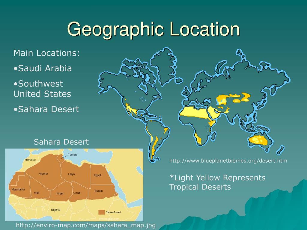 ppt tropical desert biome powerpoint presentation id