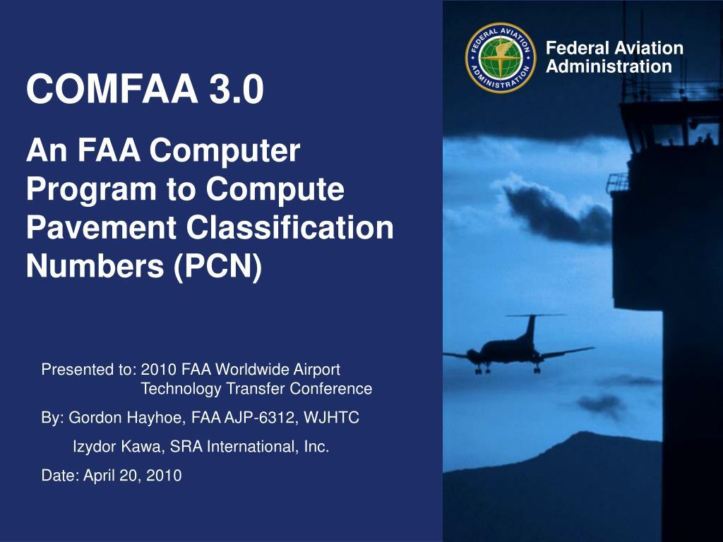 PPT - COMFAA 3 0 PowerPoint Presentation - ID:313037