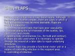 skin flaps