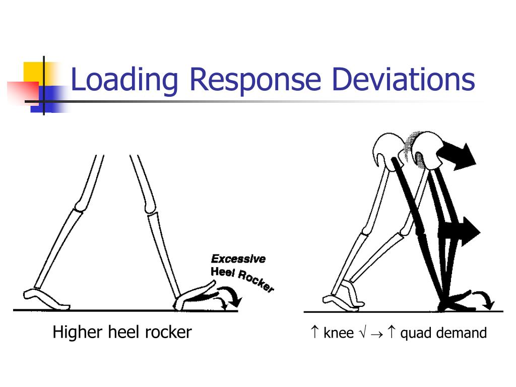 Loading Response Deviations