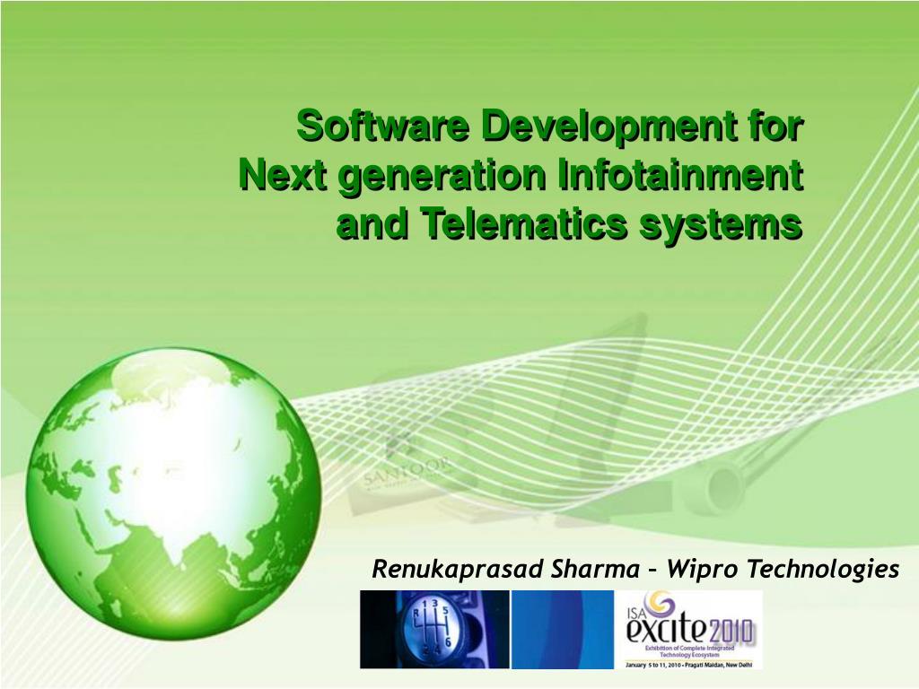 Software Development for