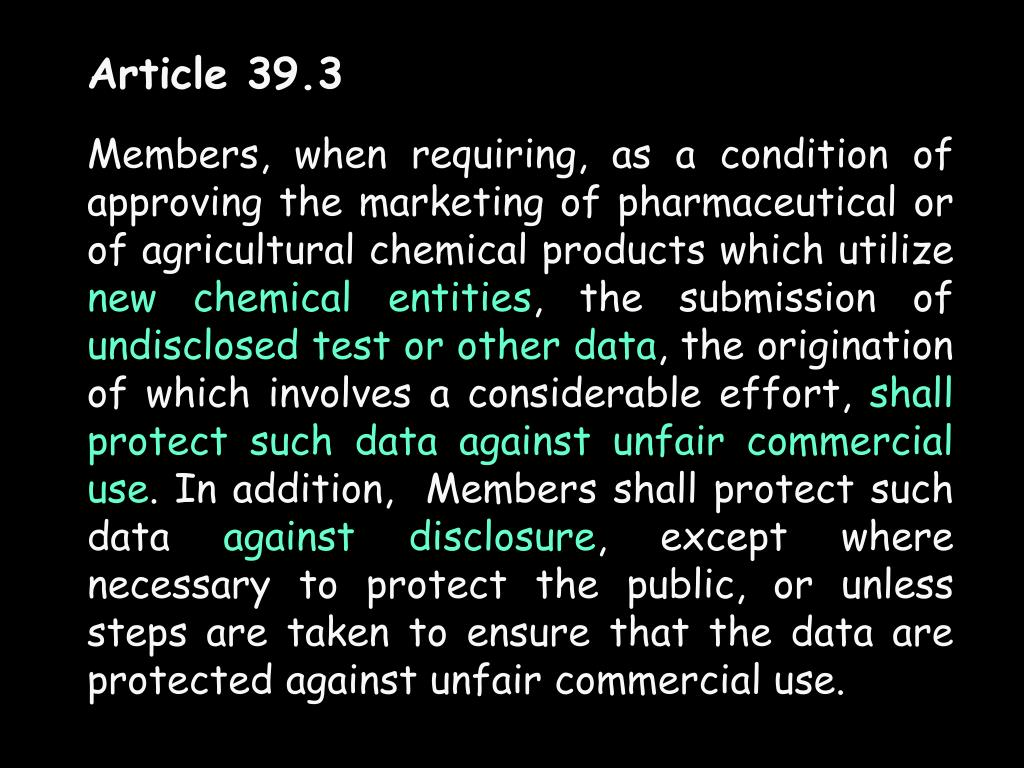 Article 39.3