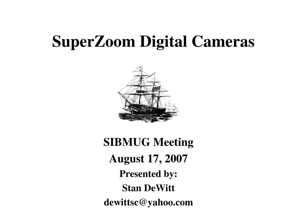 superzoom digital cameras l.