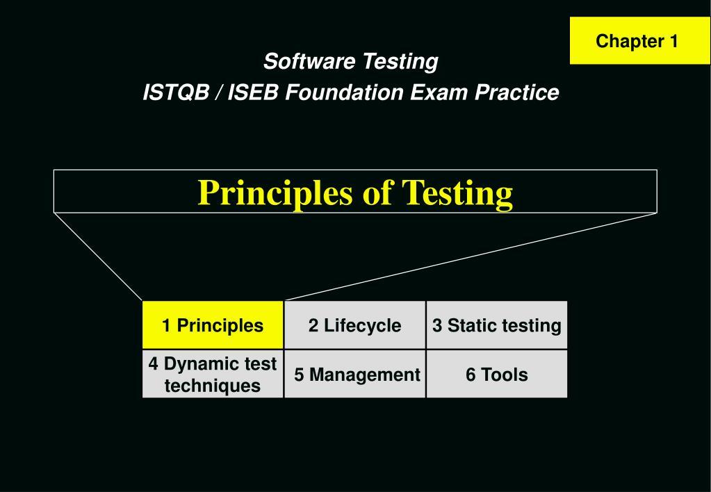 software testing practice test management free download