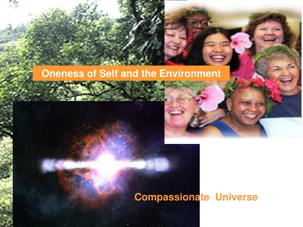 Oneness of Self and the Environment