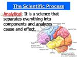 the scientific process9