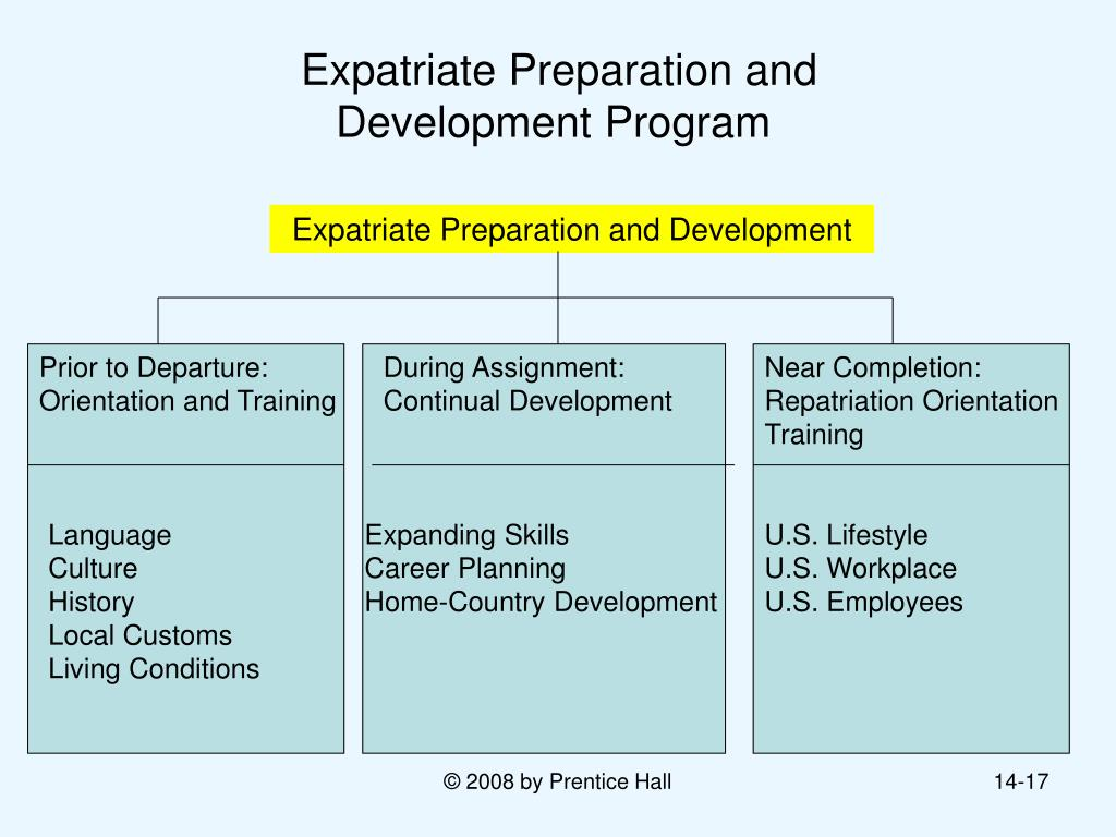 issues and trends in expatriate management International human resource management  what is an expatriate:  key concerns for trade unions recent trends and issues in the global workforce context .