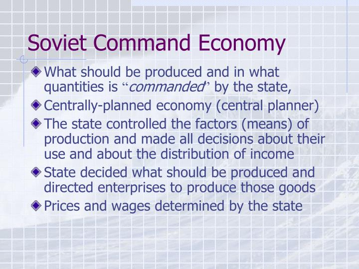 state directed economy