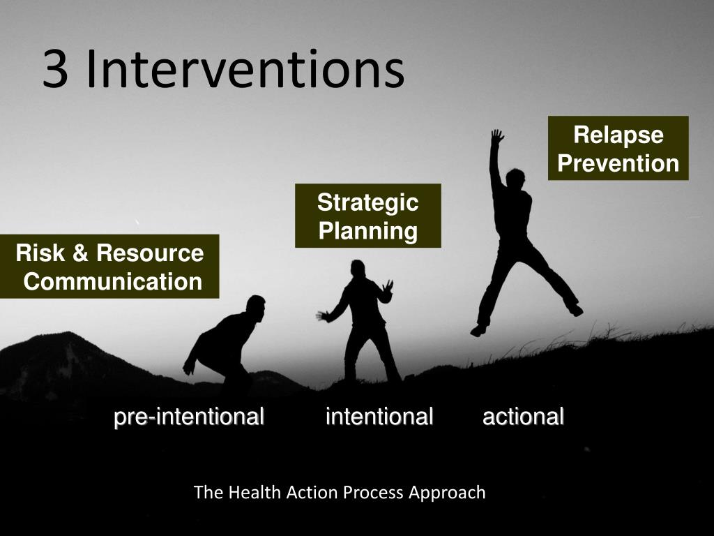 3 Interventions
