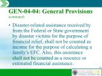 gen 04 04 general provisions continued39