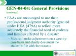 gen 04 04 general provisions continued40