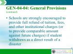gen 04 04 general provisions continued43