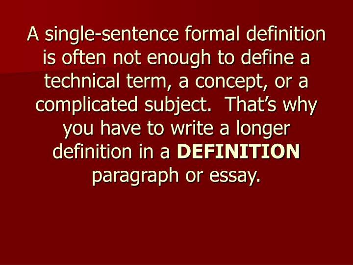 define complicated