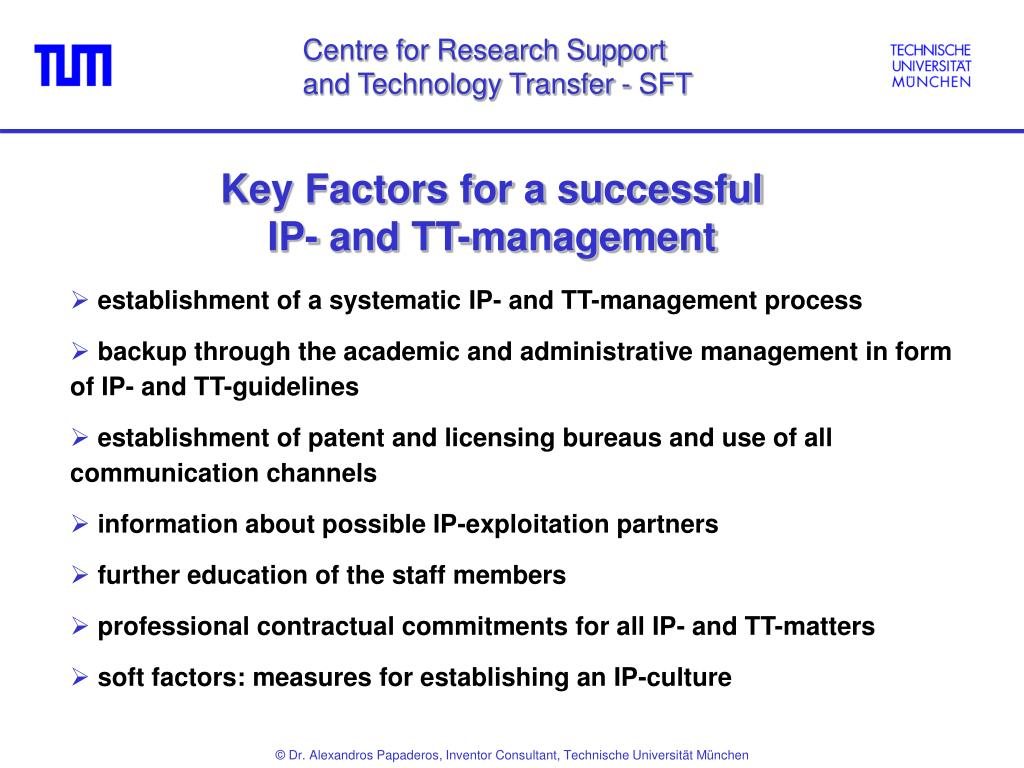Centre for Research Support