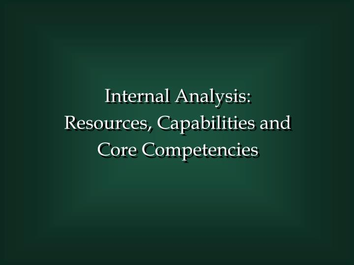 core competencies and capabilities of fedex Core competency is a unique skill or technology that creates distinct customer value for instance, core competency of federal express (fed ex) is logistics management the organizational unique capabilities are mainly personified in the collective knowledge of people as well as the organizational .