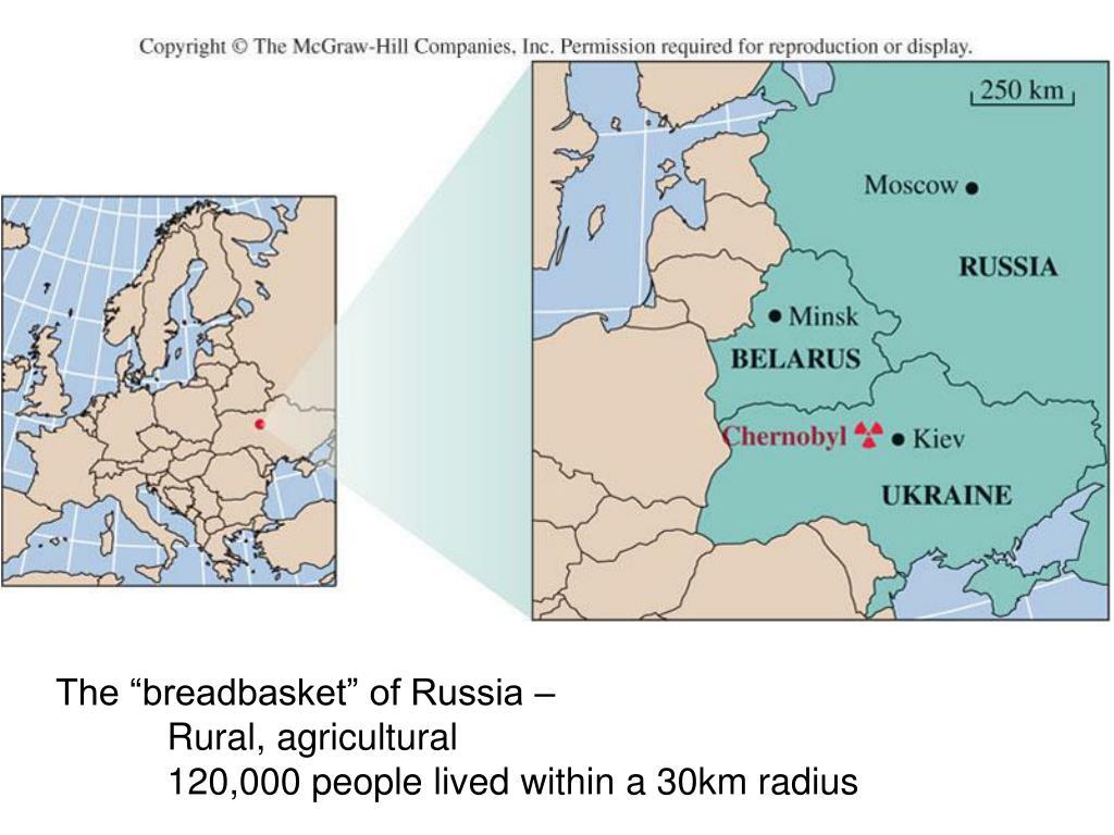 "The ""breadbasket"" of Russia –"