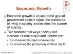 economic growth14