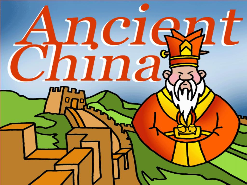 ancient china l.