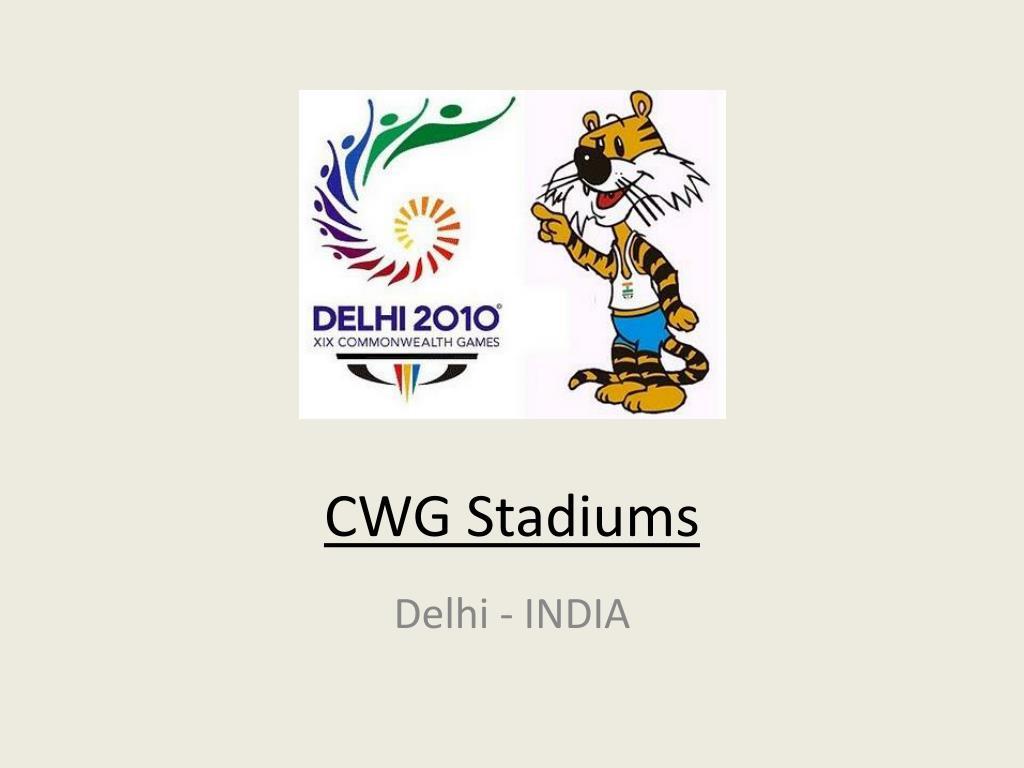 cwg stadiums l.