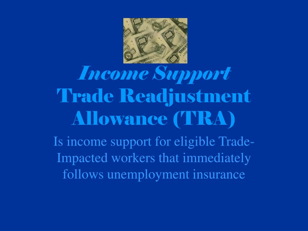 Income Support