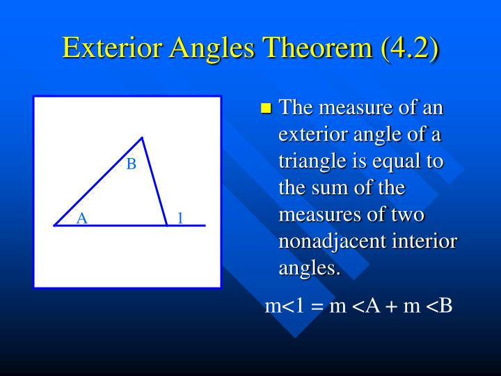 Ppt 4 1 Triangles And Angles Powerpoint Presentation Id 317735