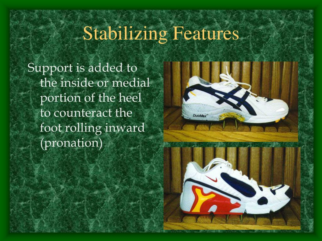 Stabilizing Features