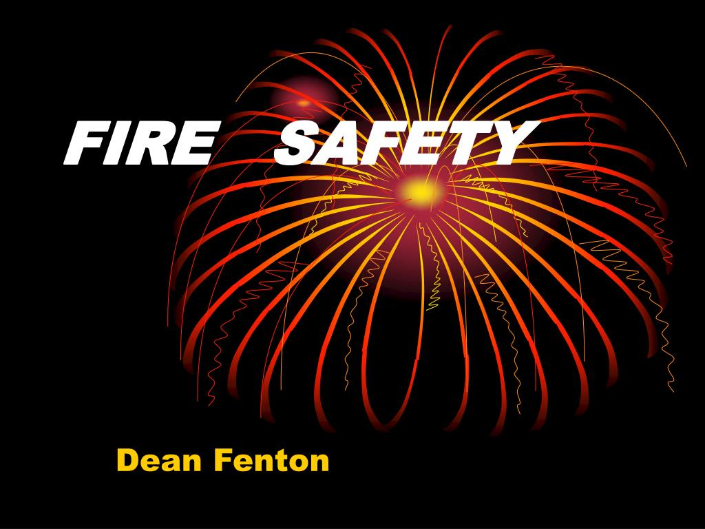fire safety l.