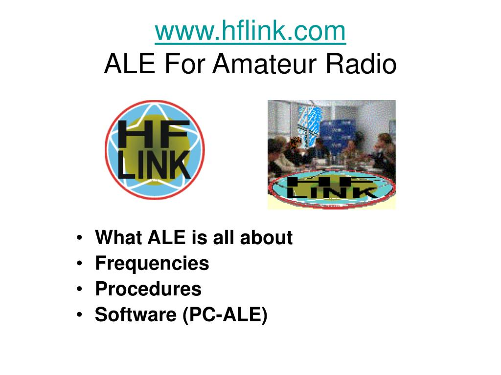PPT - Modern Military Radios and the Ham Operator (What