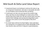 mid south delta land value report15