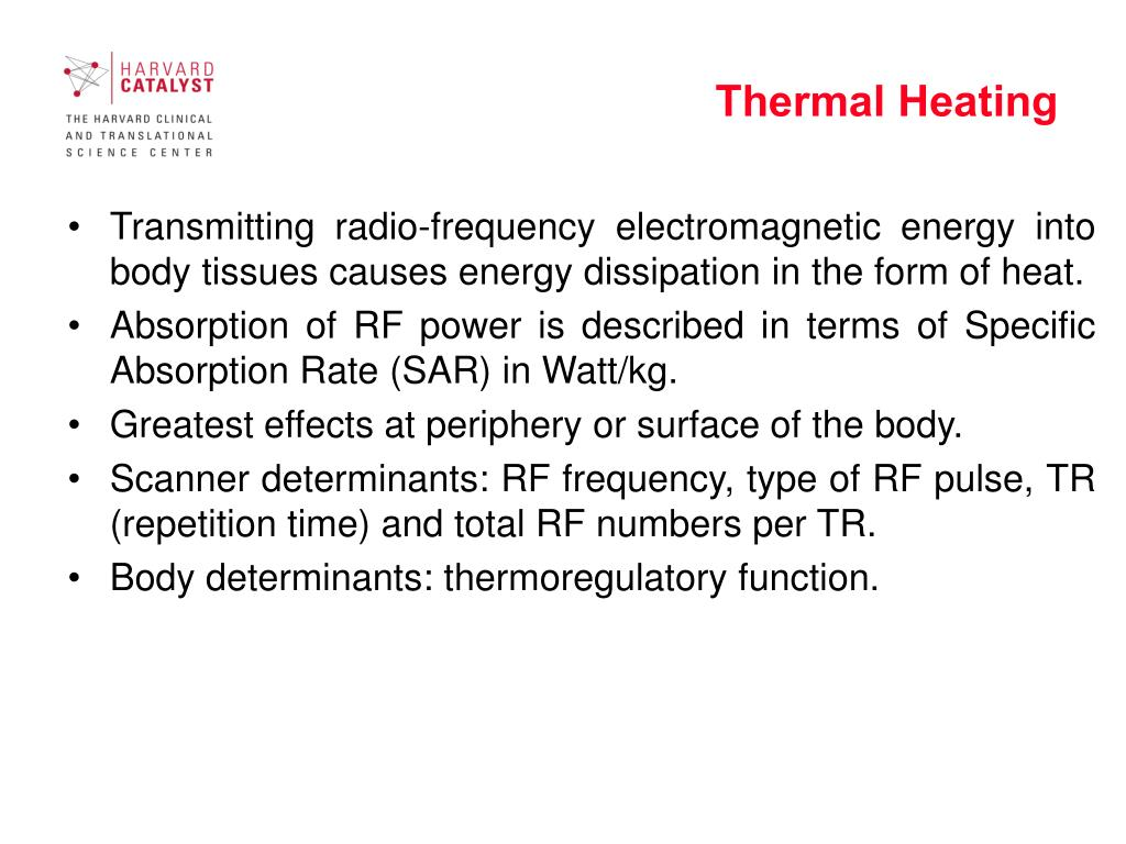 Thermal Heating