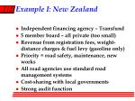example i new zealand