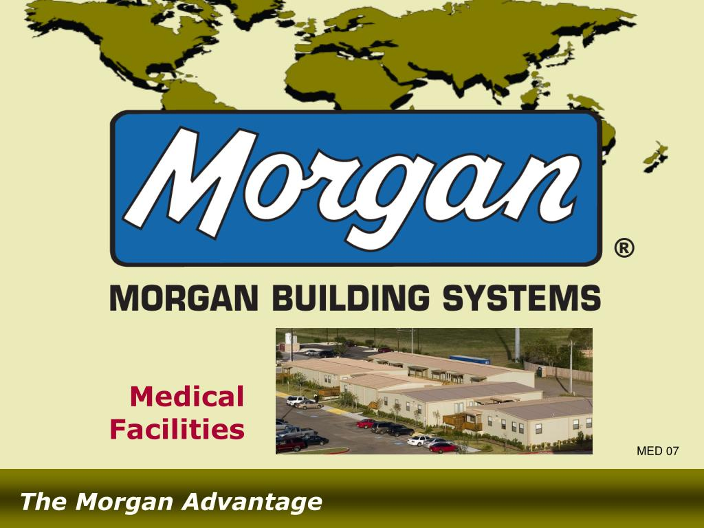 the morgan advantage l.