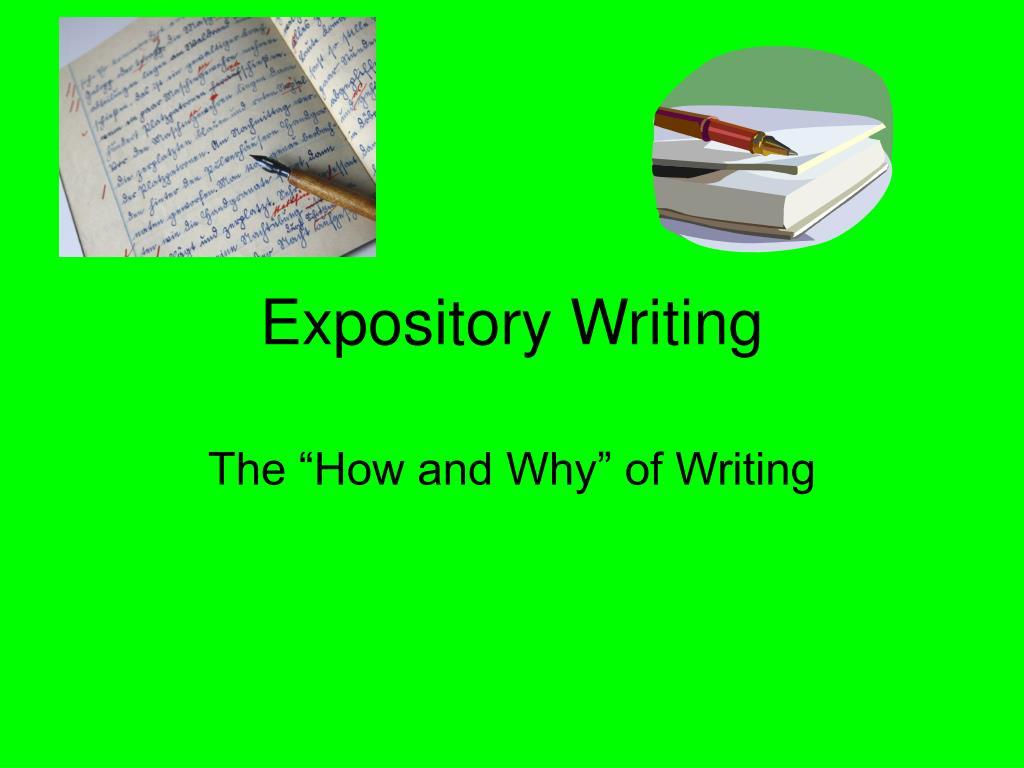 Expository Essay Presentation - Google Slides