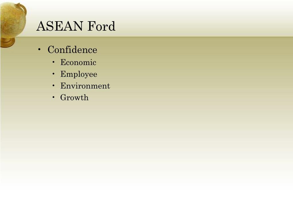 ASEAN Ford