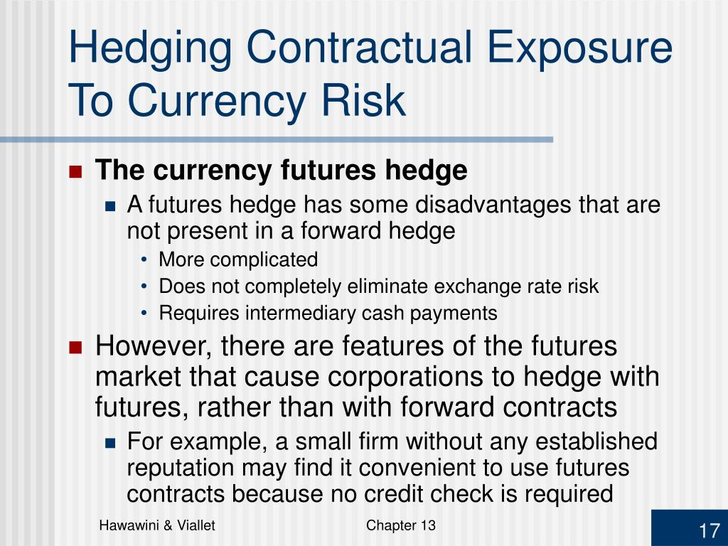Hedging Contractual Exposure
