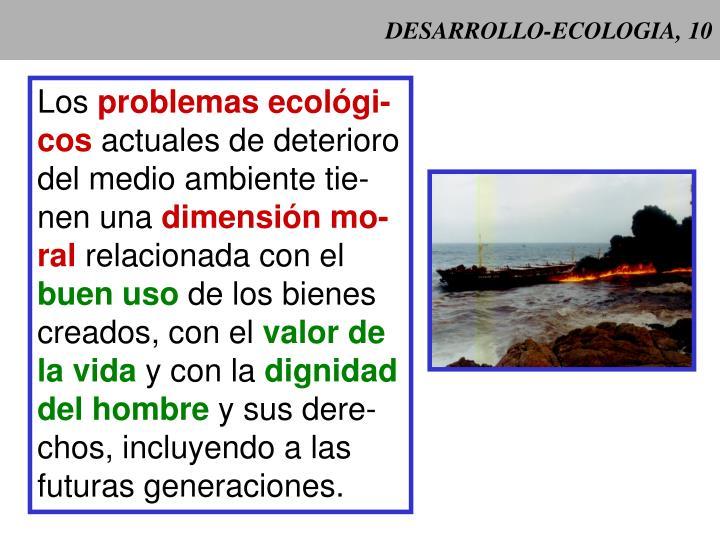 Desarrollo ecologia 10