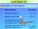 load factor 4