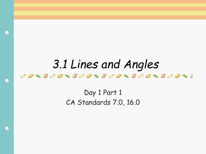 3 1 lines and angles n.