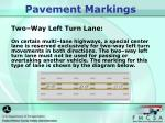 pavement markings14