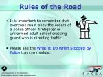 rules of the road20