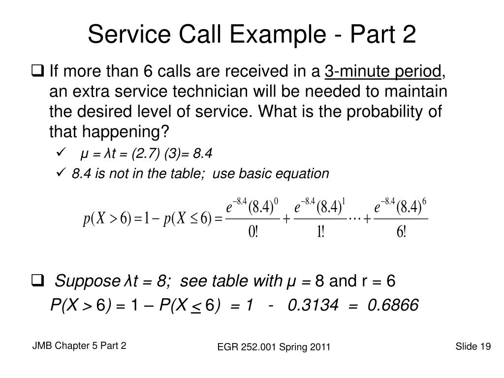 Service Call Example - Part 2