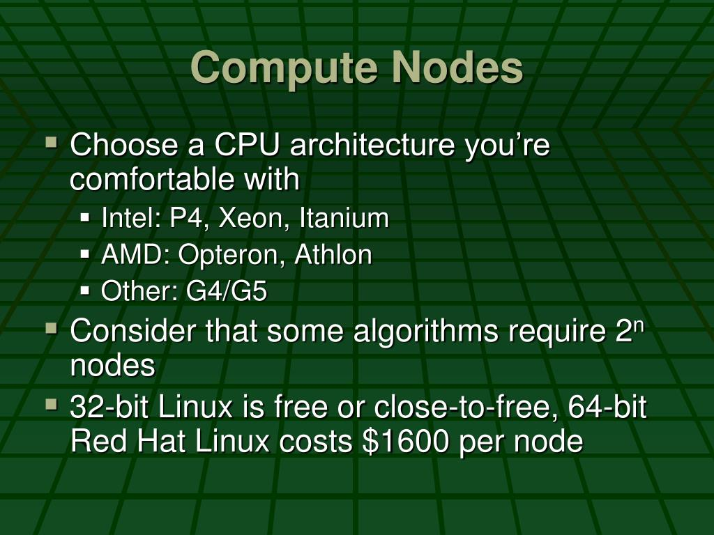 PPT - Introduction to Linux Clusters PowerPoint Presentation
