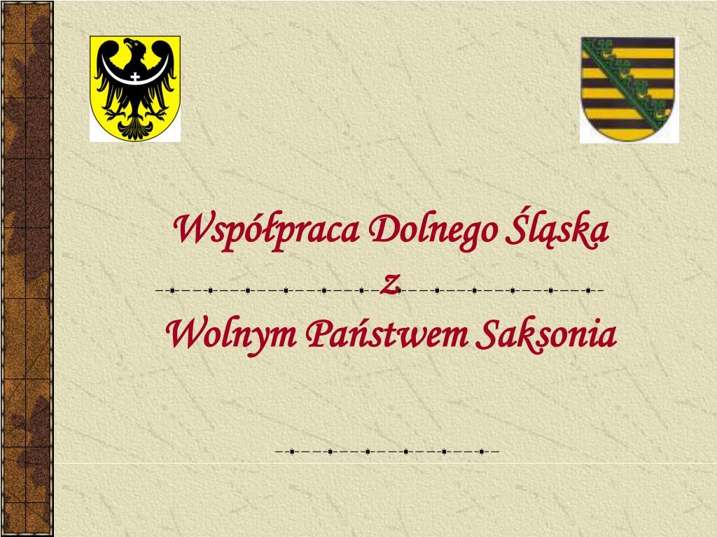 Współpraca Dolnego Śląska