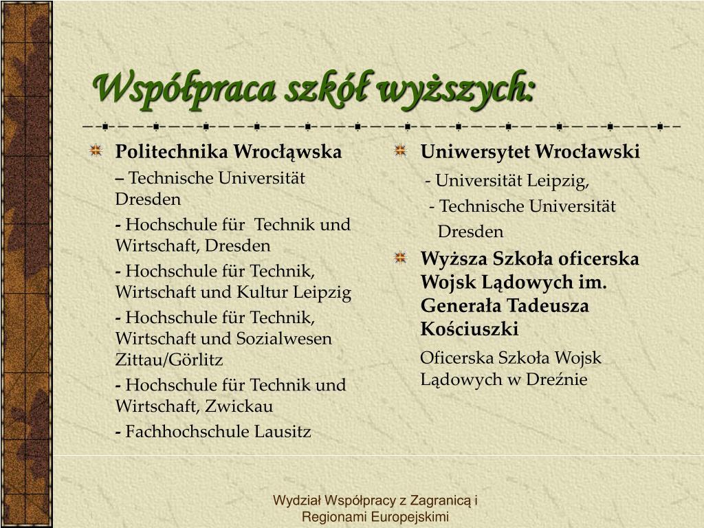 Politechnika Wrocłąwska