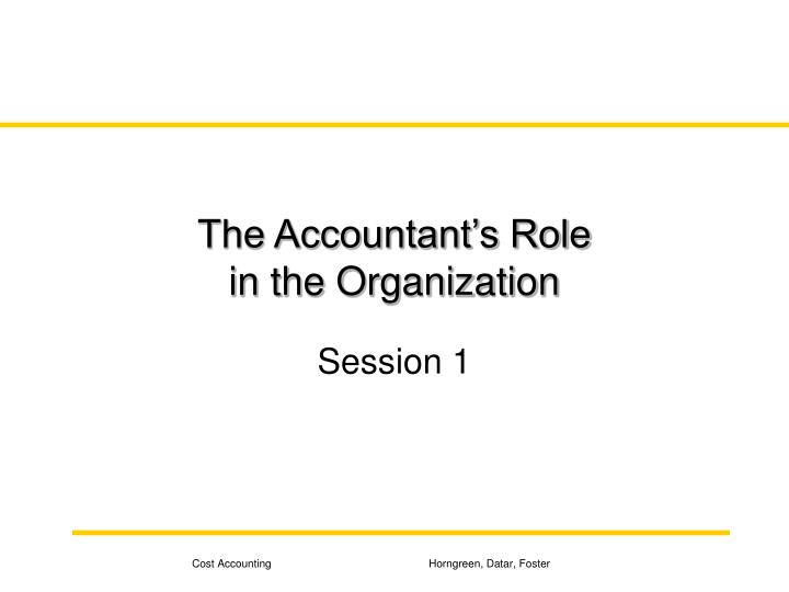 roles of management accounting in appraising Cost accounting role competitor appraisal based on publish intertwining roles of managers and management accountants in choosing an.