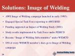 solutions image of welding